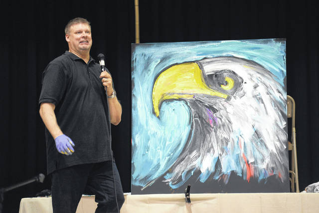 District connects life and art in powerful object lesson
