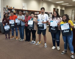 Celebration for ESOL Students