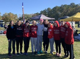 AAA Upper State Cross Country Meet