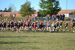 Cross Country Team Meet Oct. 14:  Results