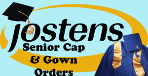 Jostens will do a drive-through order pick-up on April 15