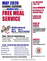 May Meal Service