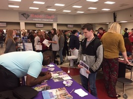 Ed-Op College Fair was held on Oct. 25