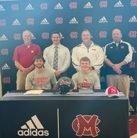 Football Players Signed to Newberry College