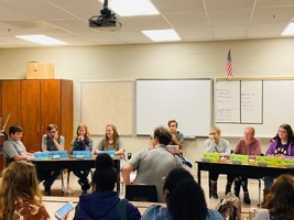 Academic Team Meet at MCHS