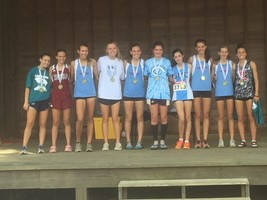Cross Country:  Lakelands Invitational