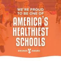 Reuben has been named One of America's Healthiest Schools
