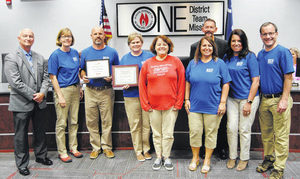School Board honors Healthy Schools