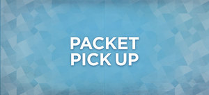 Packet Pick-Up Information- PLEASE READ