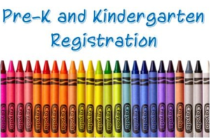 2020-2021 Pre-Kindergarten and Kindergarten Registration