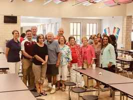Annual Back to School Luncheon