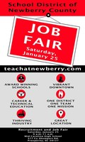 Recruitment Fair to be held Saturday, January 25