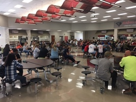 9th grade orientation on 7-30-19