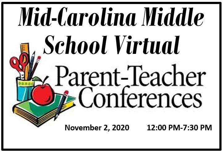 MCMS Fall 2020 Parent-Teacher Conference