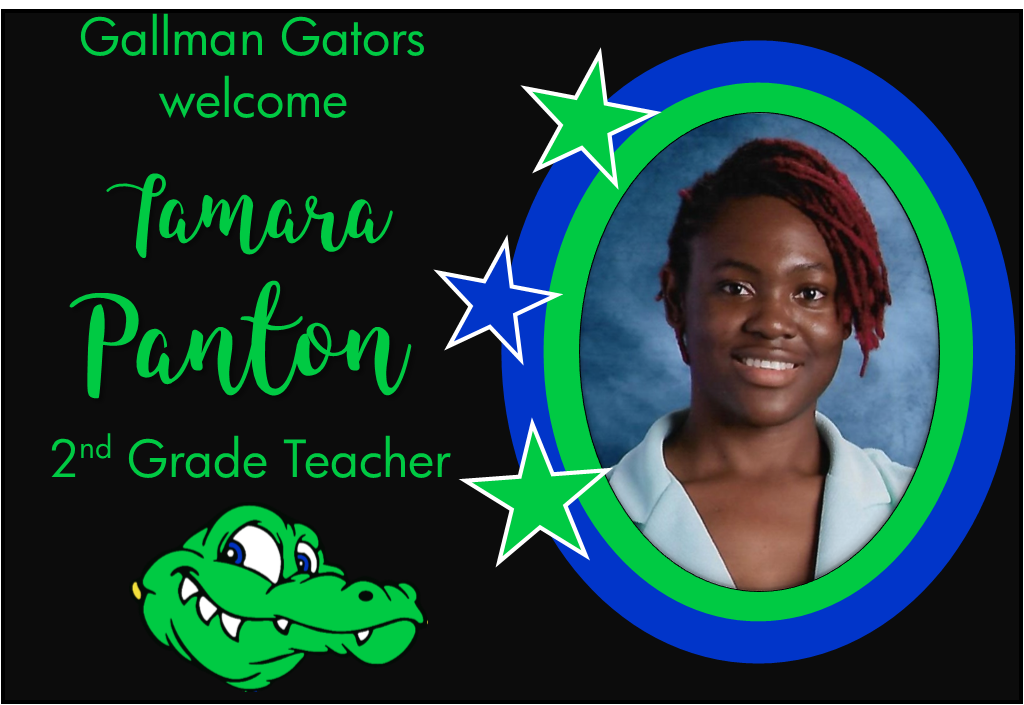 Tamara Panton, 2nd Grade Teacher