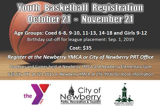 Youth Basketball Registration