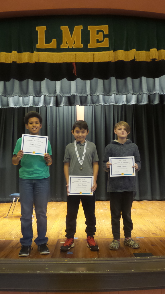 LME's National Geographic Bee