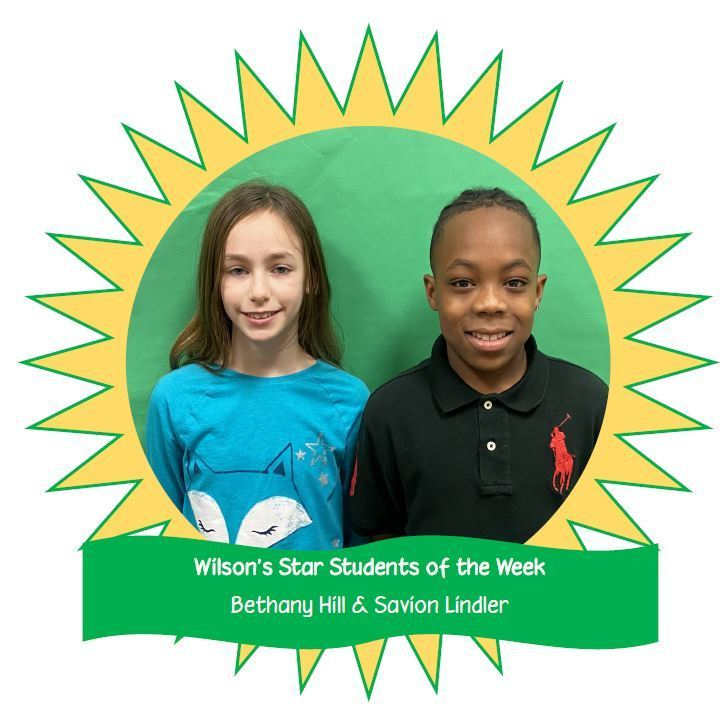 Star Students of the Week